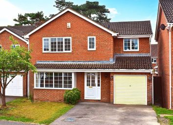 Thumbnail 4 bed detached house for sale in Linnett Road, Creekmoor BH17.