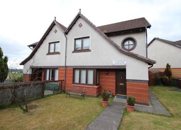 Thumbnail 3 bed semi-detached house for sale in Lochfield Gardens, Glasgow, Lanarkshire