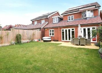 Thumbnail 4 bedroom detached house for sale in Simply Move In. Saddlers Mews, Ascot, Berkshire