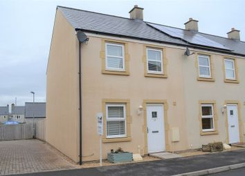 Thumbnail 3 bed end terrace house for sale in Purnell Way, Paulton Village, Near Bristol
