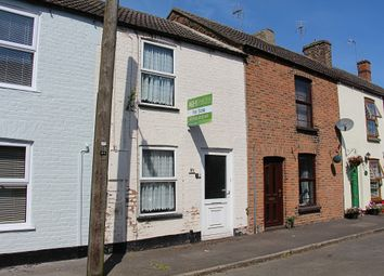 Thumbnail 2 bed terraced house for sale in South Street, Crowland, Peterborough