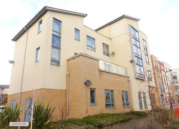Thumbnail 2 bedroom flat to rent in Langham Way, Ashland, Milton Keynes
