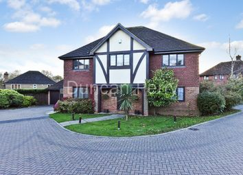 Thumbnail 5 bed detached house for sale in Richardson Crescent, West Cheshunt