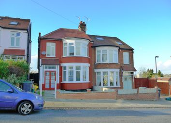 Thumbnail 4 bed semi-detached house to rent in Blake Road, London
