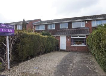 Thumbnail 3 bed terraced house for sale in Great Hayles Road, Whitchurch