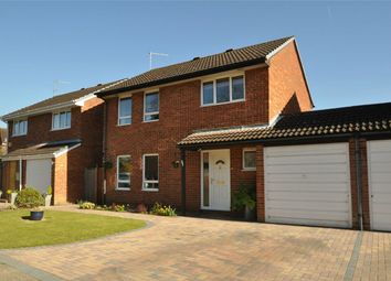 Thumbnail 4 bedroom detached house for sale in Poppyfields, Welwyn Garden City, Hertfordshire