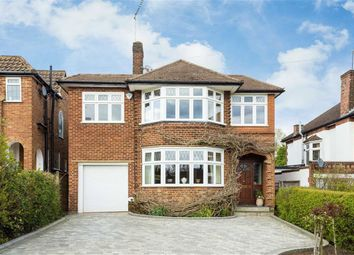 Thumbnail 4 bed detached house for sale in Willow End, Totteridge, London