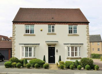 Thumbnail 4 bed detached house for sale in Cordelia Way, Chellaston, Derby