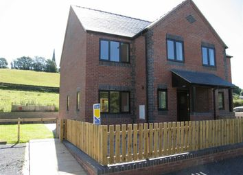 Thumbnail 3 bed property to rent in Castle Court, Leighton, Welshpool