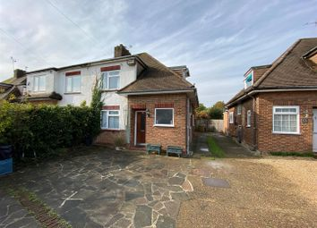 Thumbnail 4 bed semi-detached house for sale in Robinson Avenue, Goffs Oak, Waltham Cross