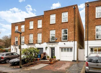 Thumbnail 5 bed town house for sale in Stanmore, Middlesex
