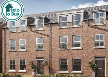 Thumbnail 4 bed town house for sale in The Upland, Sandpiper View, East Boldon