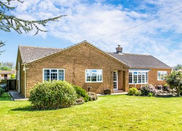 Thumbnail 3 bed detached bungalow for sale in Church Road, Old Leake, Boston