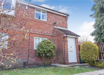 Thumbnail 2 bed flat for sale in Wensleydale Drive, Leeds
