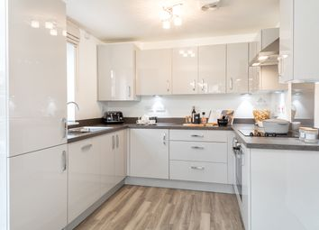 "Thumbnail 3 bed semi-detached house for sale in ""Moresby"" at Square Leaze, Patchway, Bristol"