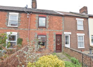 Thumbnail 3 bed terraced house for sale in Kitchener Road, Melton Constable