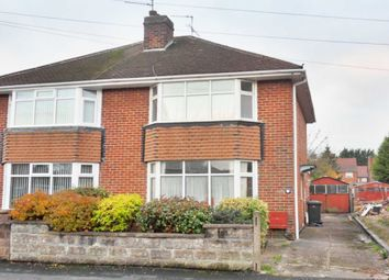 Thumbnail 2 bed semi-detached house to rent in Grenfell Avenue, Sunnyhill, Derby