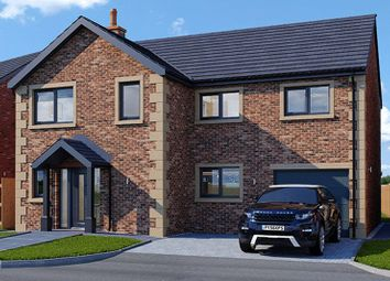 Thumbnail 4 bed detached house for sale in Luxury Willan Homes, Station Road, Culgaith