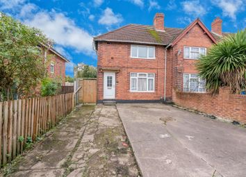 Thumbnail 3 bed end terrace house to rent in Booth Street, Bloxwich, Walsall