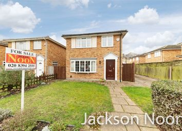 Heatherside Road, West Ewell, Epsom KT19. 4 bed detached house for sale