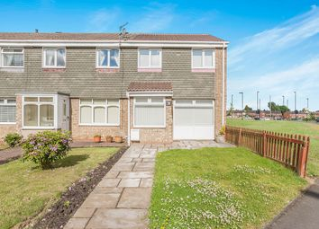 Thumbnail 3 bed terraced house for sale in Farndale, Wallsend