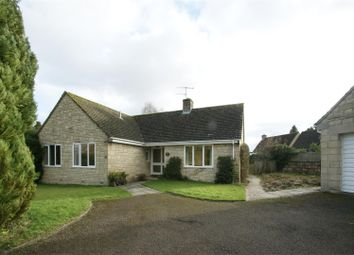 Thumbnail 3 bed detached bungalow to rent in Dikler Close, Bourton-On-The-Water, Cheltenham