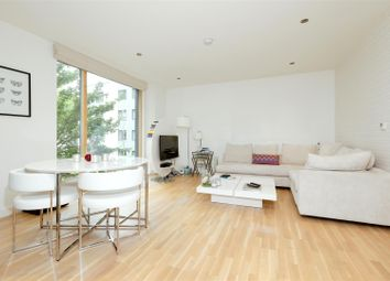 Thumbnail 2 bed flat for sale in Cobblestone Square, London