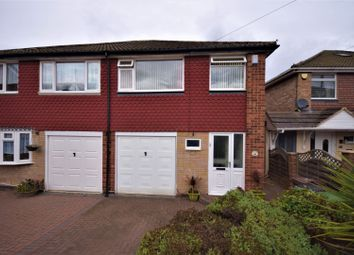Thumbnail 3 bed semi-detached house for sale in Hillside Drive, Birmingham