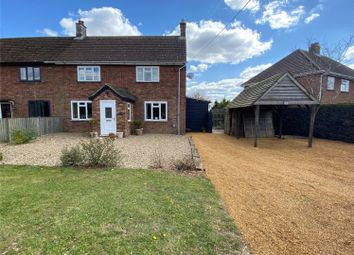 Thumbnail 3 bed semi-detached house for sale in 11 Carbrooke Road, Griston, Thetford, Norfolk