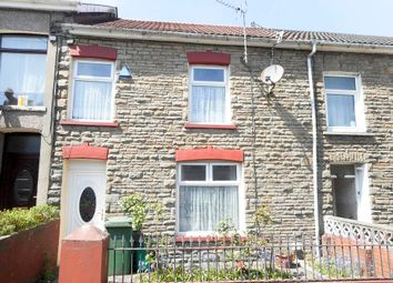 Thumbnail 3 bed terraced house for sale in Mill Street, Tonyrefail
