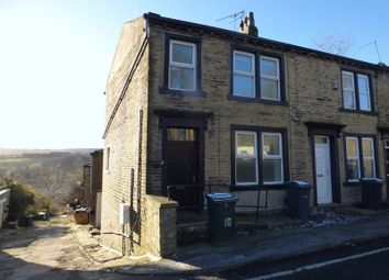 Thumbnail 1 bed flat to rent in Thornton Road, Thornton, Bradford