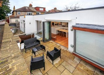 Thumbnail 3 bed detached house for sale in Thompson Avenue, Kew, Surrey