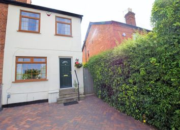 Thumbnail 2 bed terraced house for sale in Lodge Road, Knowle, Solihull