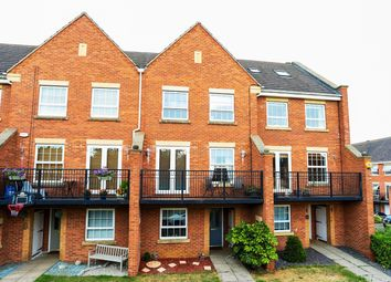 Thumbnail 5 bed mews house for sale in Villa Way, Wootton, Northampton