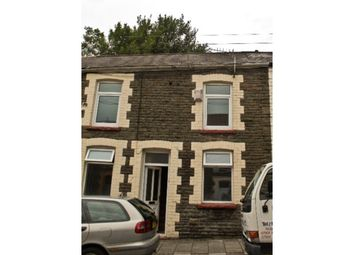 Thumbnail 3 bed terraced house to rent in Brondeg Street, Tylorstown, Ferndale