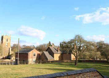 Thumbnail 1 bedroom flat to rent in Stoneycroft House, Edmondthorpe, Melton Mowbray
