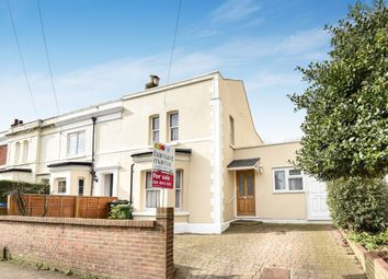 Thumbnail Semi-detached house for sale in Cleveland Road, New Malden