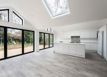 Thumbnail 4 bed detached house for sale in Carmalt Gardens, Hersham, Walton-On-Thames