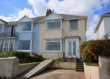 Thumbnail 2 bed semi-detached house for sale in North Furzeham Road, Brixham