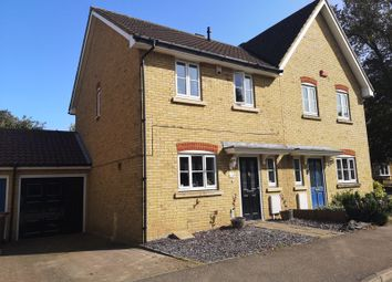 Thumbnail 3 bed semi-detached house for sale in Updown Way, Chartham, Canterbury
