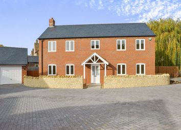Thumbnail 4 bed detached house for sale in Chapel Close, Deanshanger, Milton Keynes