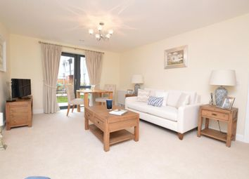 Thumbnail 2 bed flat for sale in Lock House, Keeper Close, Taunton, Somerset