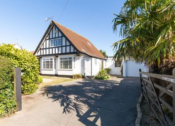 Thumbnail 3 bed detached house for sale in St Lawrence Avenue, Worthing, West Sussex
