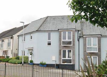 Thumbnail 4 bed semi-detached house for sale in Fleetwood Gardens, Plymouth