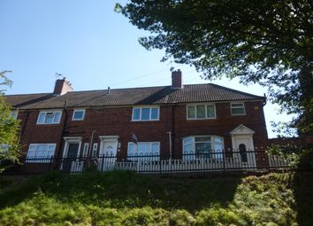 Thumbnail 3 bedroom terraced house to rent in Manor Road, Wednesbury