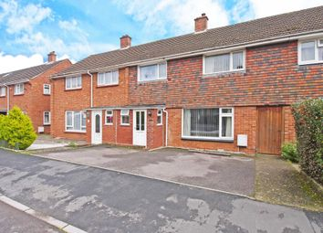 Thumbnail 4 bed terraced house for sale in Gissons, Exminster, Exeter