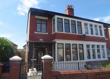 Thumbnail 3 bed property to rent in North Avenue, Blackpool