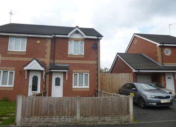 2 Bedrooms Semi-detached house to rent in Oakthorn Grove, Haydock, St. Helens WA11