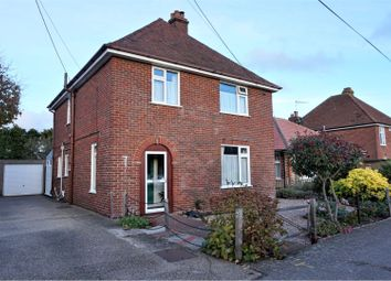 Thumbnail 4 bed detached house for sale in Ravenscourt Road, Rough Common, Canterbury