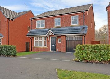Thumbnail 4 bed detached house for sale in Western Way, Northwich, Cheshire